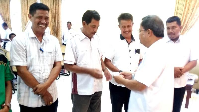 Rapat Koordinasi Pelaksanaan UHC BPJS Kabupaten Parigi Moutong